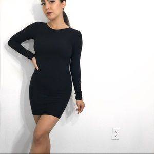 • Bebe Mini Little Black Dress •